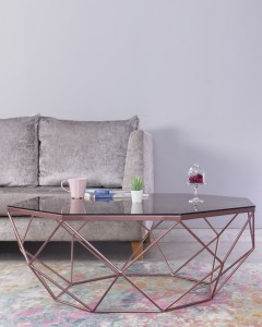 Gladiolus Coffee Table